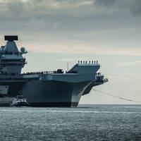 HMS Queen Elizabet - Credit: Stefan/AdobeStock
