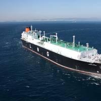 177,000 cbm LNG Carrier Abdelkader.