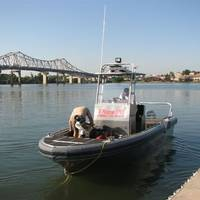 21 Relentless fire, rescue, and patrol vessel