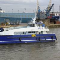 36m Catamaran Passenger Ferry Luanda
