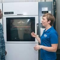 3D Printing workship Dam Neck: USN photo