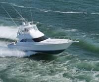 50 foot Viking Sportfishing yacht