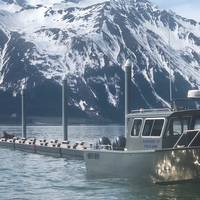 A 27' Alaska Fish & Game patrol boat (Photo: North River Boats)