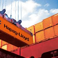 A 40-foot-container. This invention opened up totally new markets to producers. (Photo: Hapag-Lloyd)