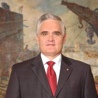 Panama Canal Authority Administrator/CEO Jorge Luis Quijano.