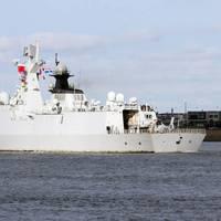 A Chinese warship underway (file image: AdobeStock /  © Vanderwolfe)