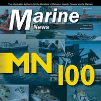 A file image of the cover of last year's MN100 edition. Is your firm one of the top 100 in this space?  Let us know.