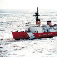 A file image of the Coast Guard's lone heavy icebreaker, the Polar Star. Image CREDIT: USCG