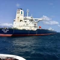 A Frontline tanker - Credit: Stanislas Subash/MarineTraffic.com