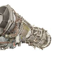 A GE gas turbine (Photo: GE).