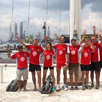 A group of 40 enthusiasts from the maritime and insurance community in Singapore have come together, to undertake a 24 hour endurance sea challenge