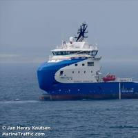 A Hermitage offshore vessel - Credit: Jan Henry Knutsen / MarineTraffic