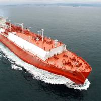 A Hyundai Heavy LNG Carrier - For illustration only - Credit: HHI