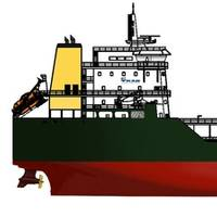 A new bitumen tanker for France-based Rubis Group will feature azimuth thrusters from Schottel. Image courtesy Schottel