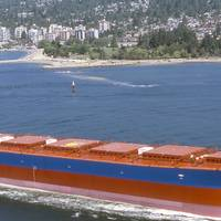 A NORDEN vessel in Vancouver (File photo: NORDEN)