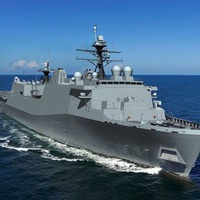 A rendering of LPD 31 (Image: Huntington Ingalls Industries)