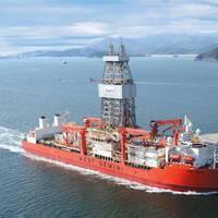 A Seadrill drillship - Image Credit: Seadrill