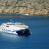 A Seajet fast ferry – Mechanica Marine has established a new relationship with the Greek company (Photo: Mechanica Marine)
