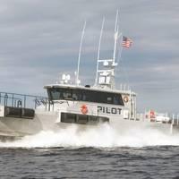 A Southwest Alaska pilot boat equipped with Humphree interceptors (Photo: Humphree USA)