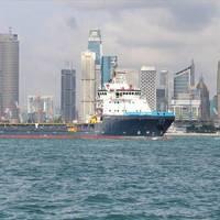 A Tidewater offshore vessel - Credit: John Regan/MarineTraffic.com