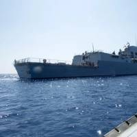 A typical U.S.Navy destroyer (CREDIT: USN / Kryzentia Weierman)