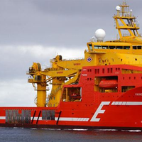 A Wärtsilä hybrid upgrade will enable Eidesvik's 'Viking Neptun' to become more environmentally sustainable and fuel efficient. Copyright: Eidesvik.