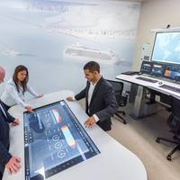 ABB experts offer maintenance services 24-7 from eight ABB Ability Collaborative Operations Centers (Photo: ABB)