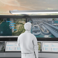 ABB Marine & Ports' cyber security lab will support shipping companies at all stages of digitalization (Image: ABB)