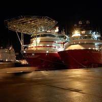 Aberdeen Harbour: Photo credit: John Allan, Geograph CCL