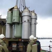 Loading reactor: Photo credit Rosenergoatom