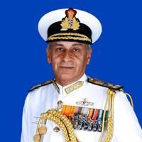 Admiral Sunil Lanba. Photo: Indian Navy