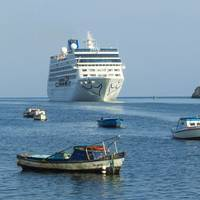Adonia sails into Havana (Photo: Carnival Corporation)
