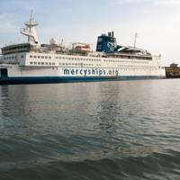 Africa Mercy (Photo courtesy of Mercy Ships)