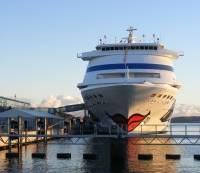 AIDAcara (Photo: Port of Kiel)