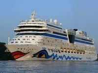 AISAsol, Photo courtesy of Hamburg Cruise Center