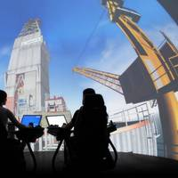 Aker Solution's new state-of-the-art drilling equipment simulator
