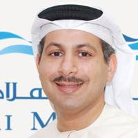 Ali Al Daboos, Deputy CEO of Dubai Maritime City Authority