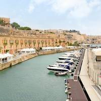 Valletta Waterfront (Photo: Valletta Cruise Port)