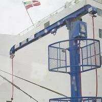 AMP Crane in Operation: Photo credit ABB