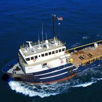 An Adriatic Marine OSV: Photo courtesy of the owners