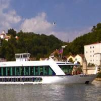An AmaWaterways Cruise Ship: Photo courtesy of AmaWaterways