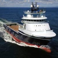 An Island Offshore Platform Supply Vessel - Credit: Kongsberg Digital