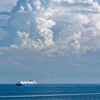 An LNG Tanker - Image by Igor Groshev / AdobeStock
