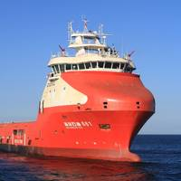 Another two Wärtsilä designed AHTS vessels are to be delivered to COSL this year. Photo Wärtsilä
