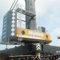 APM Terminals new mobile harbor cranes photo APM