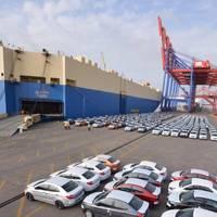 APM Terminals Pipavav handles RORO vessel