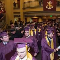 Apprentice graduates: Photo courtesy of HII