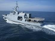 """A.R.C. 20 de Julio"" vessel."