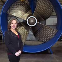 Marcela Pineda (Photo:Thrustmaster of Texas)