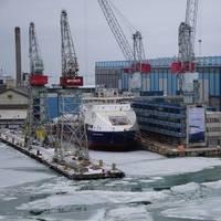 Arctech Helsinki shipyard (Photo: Eric Haun)